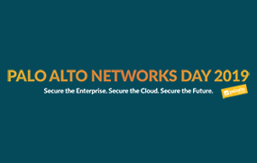 「PALO ALTO NETWORKS DAY 2019」出展のお知らせ